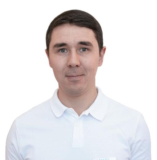 ЕФРЕМОВ Александр, Инструктор ЛФК, клиника ЕМС Москва