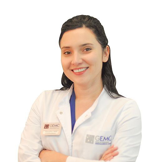 BATYRSHINA Adelia, Anesthesiologist, клиника ЕМС Москва