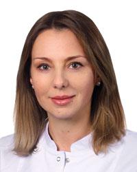 БЕДРЕДИНОВА Альфия, Офтальмолог, клиника ЕМС Москва