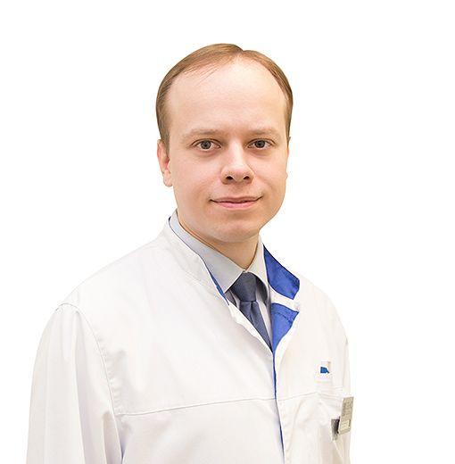 БЕРДНИКОВ Сергей, Кардиолог, клиника ЕМС Москва