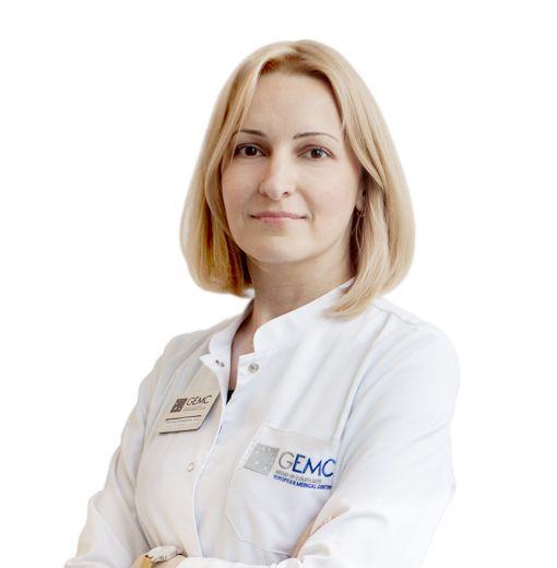 БИССЕССАР Марина, Хирург, клиника ЕМС Москва
