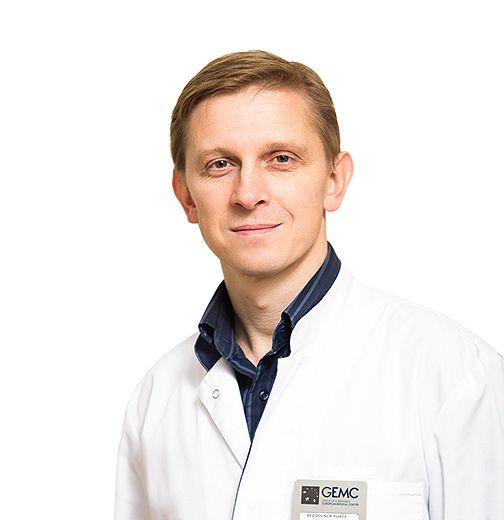 BEZDOLNY Yuri, NEUROLOGIST, клиника ЕМС Москва
