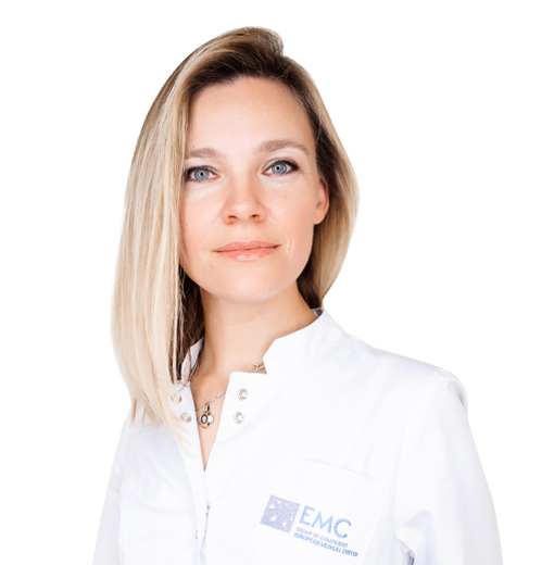 YAKUBOVSKAYA Ekaterina, FUNCTIONAL DIAGNOSTICs specialist, клиника ЕМС Москва
