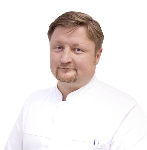 ZNAMENSKY Vladislav, ANESTHESIOLOGIST-REANIMATOLOGIST, клиника ЕМС Москва