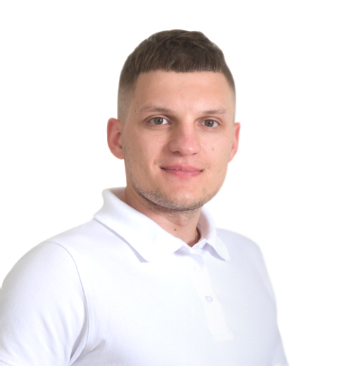 SINKEVICH Mikhail, ergotherapist, клиника ЕМС Москва