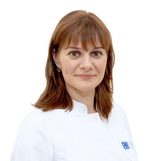 КНЯЗЕВА Екатерина, Педиатр, клиника ЕМС Москва