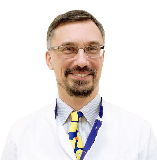 ЖАРИНОВ Владислав, Педиатр, клиника ЕМС Москва