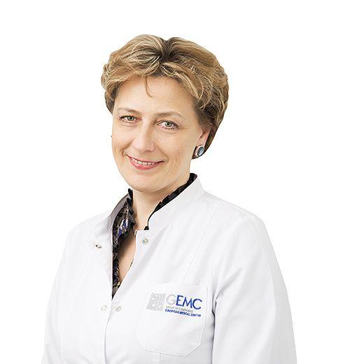 БОРОДАЧЕВА Анна, Ревматолог, клиника ЕМС Москва
