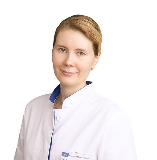 BOSCHAT Natalia, Ophthalmologist , клиника ЕМС Москва