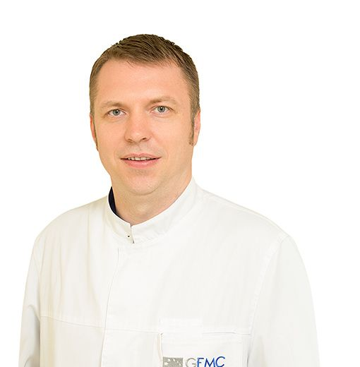 BOINOV Aleksander, Anesthesiologist, клиника ЕМС Москва