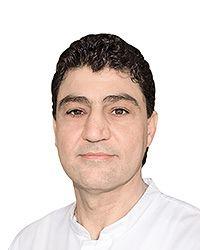 Буали Нидаль Мохамед - ортопед-травматолог, вертебролог, подиатр клиники спортивной травматологии и ортопедии ЕCSTO