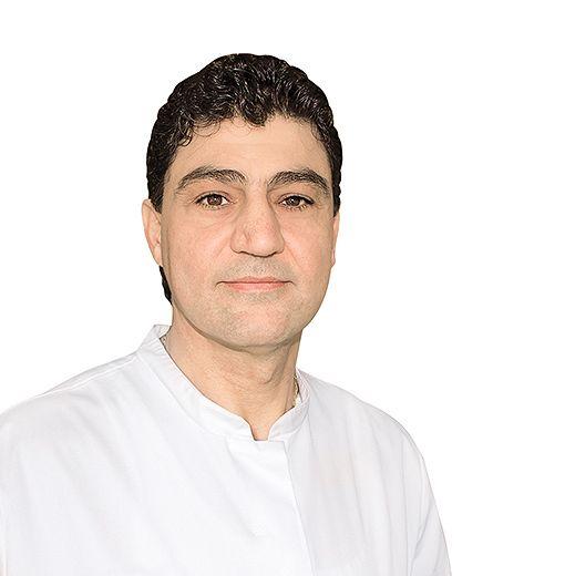 БУАЛИ Нидаль, Ортопед-травматолог, клиника ЕМС Москва