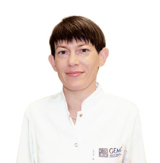 BURAKOVA Natalya, Cardiologist, specialist in echocardiography and functional diagnostic, клиника ЕМС Москва