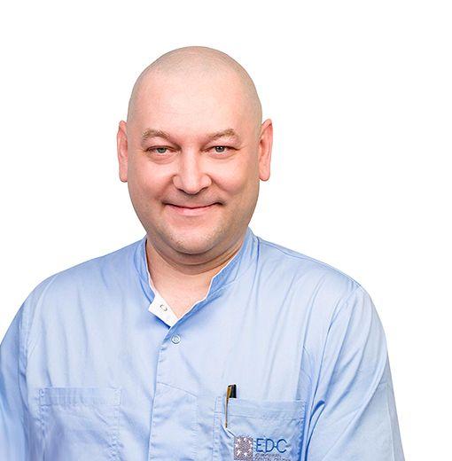 CHEBURAKOV Alexey, Anaesthetist, клиника ЕМС Москва