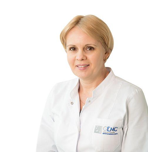 CHELAKHOVA Elena, Orthopedist-traumatologist, клиника ЕМС Москва
