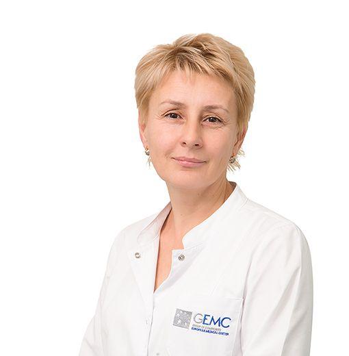 ЧЕЛКАНОВА Марина, Врач клинической лабораторной диагностики, клиника ЕМС Москва