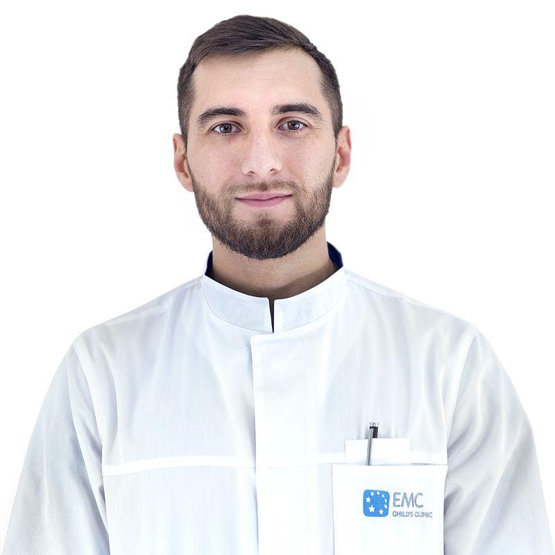 ЧЕРЕВКОВ Роман, Врач анестезиолог-реаниматолог, клиника ЕМС Москва