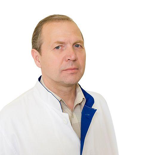 CHERKASHIN Vladimir, Radiologist, клиника ЕМС Москва