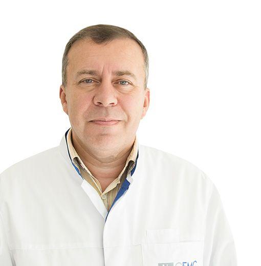 ЦУКАРЗИ Эдуард, Психиатр, клиника ЕМС Москва