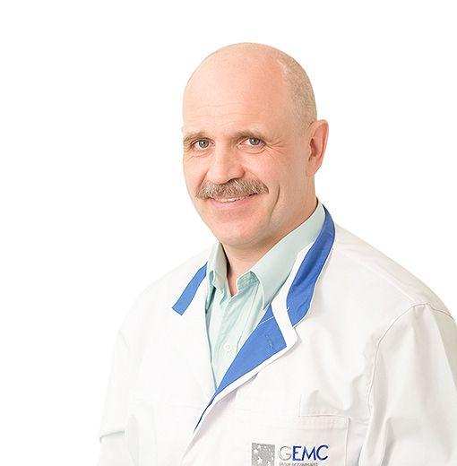 TSVETKOV Vitaliy, Surgeon, клиника ЕМС Москва