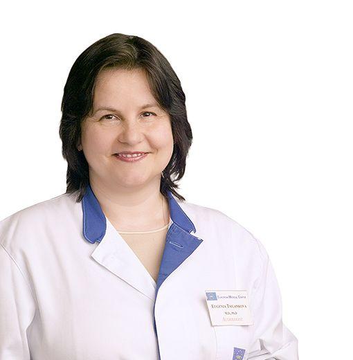 TSYGANKOVA Evgeniya, Otorhinolaryngologist, клиника ЕМС Москва