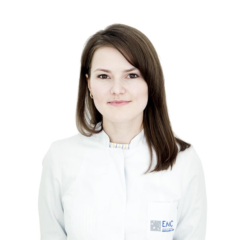 ДАХТЛЕР Татьяна, онколог, клиника ЕМС Москва