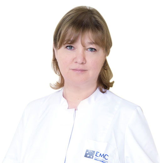 DIKOVA Inna, Obstetrician-gynecologist, surgeon, specialist of ultrasound diagnostics, клиника ЕМС Москва