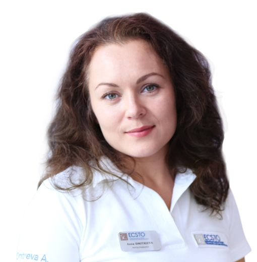 ДМИТРИЕВА Анна, Медицинская сестра отделения реабилитации, клиника ЕМС Москва
