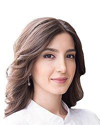ГЕШЕВА (Дзыбова) Эльмира, Дерматовенеролог, хирург, онколог, аллерголог-иммунолог, косметолог, клиника ЕМС Москва