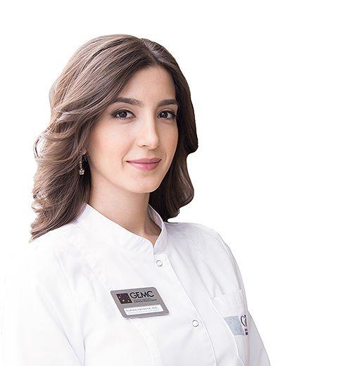 DZYBOVA (Gesheva) Elmira, Dermatovenerologist, oncology surgeon, allergologist-immunologist, cosmetologist, клиника ЕМС Москва
