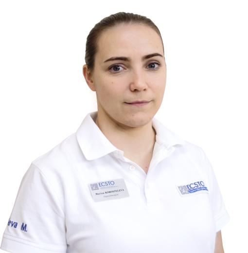 КОРОСТЕЛЕВА Марина, медицинская сестра отделения реабилитации, клиника ЕМС Москва