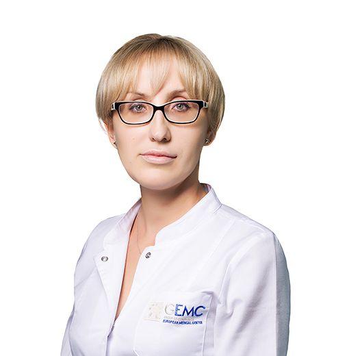 ЕФИМОВА Галина, Медицинская сестра, клиника ЕМС Москва