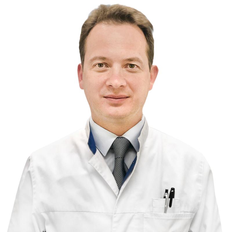 ШПОТЬ Евгений, уролог, клиника ЕМС Москва