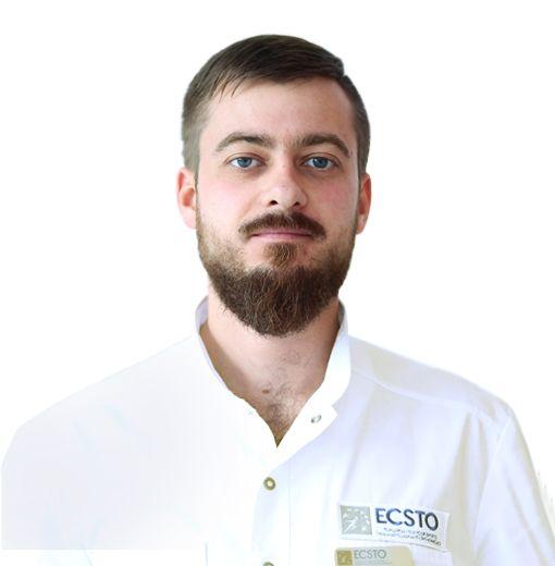 ЕВСТЕГНЕЕВ Алексей, Медицинский брат по массажу, клиника ЕМС Москва