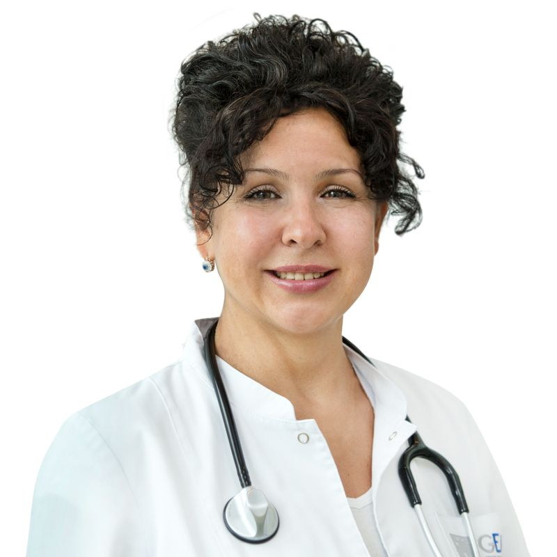 ФАТХИ Нина, Кардиолог, анестезиолог-реаниматолог, клиника ЕМС Москва
