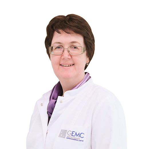 FILARETOVA Olga, Child's cardiologist, echocardiography and functional diagnostics specialist, клиника ЕМС Москва
