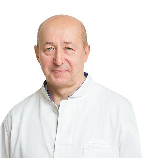 FILIPPOV Mikhail, Endoscopist, клиника ЕМС Москва