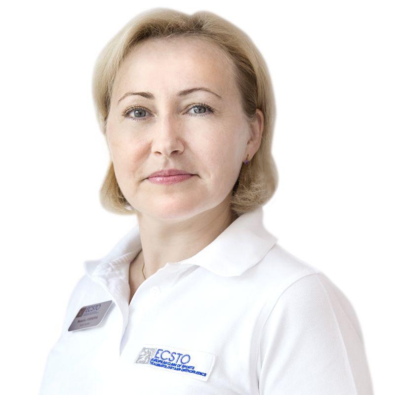 ФИРСОВА Наталия, Старшая медицинская сестра , клиника ЕМС Москва