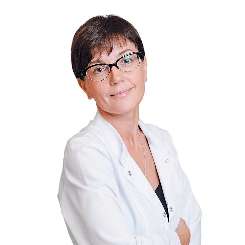 ФОМИНА Маргарита, врач-рентгенолог, клиника ЕМС Москва