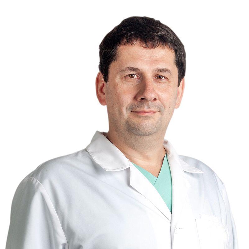 ГУЩА Артем, Нейрохирург, клиника ЕМС Москва