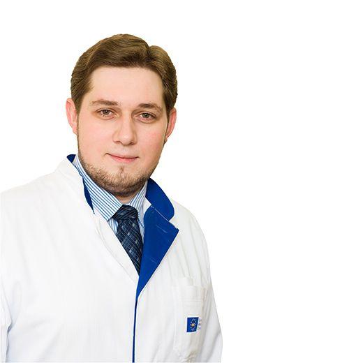 ФРОЛОВ Александр, Травматолог-ортопед, клиника ЕМС Москва