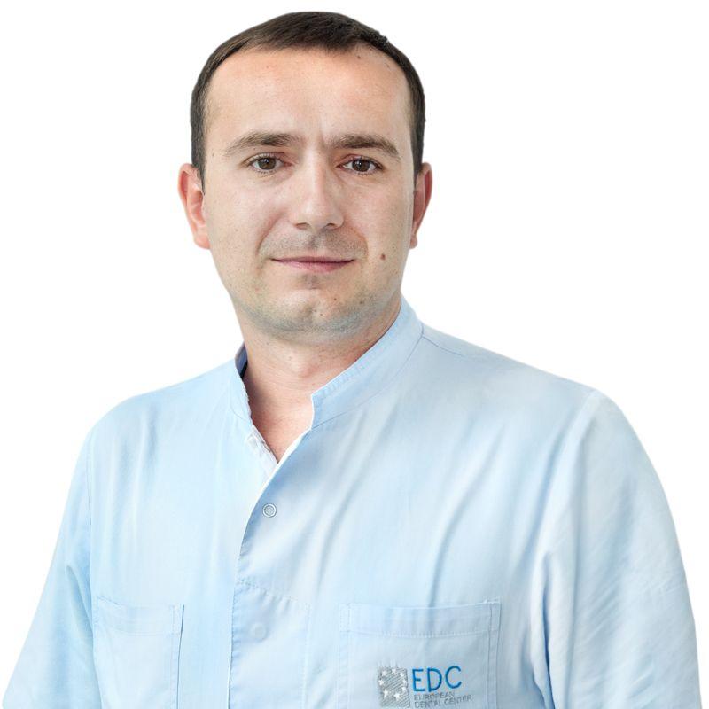 ГАСПАРЯН Игорь, Зубной техник, клиника ЕМС Москва