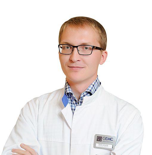 ГЕЛЕЖЕ Павел, Врач-радиолог, рентгенолог, клиника ЕМС Москва