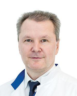 ГИБАДУЛИН Наиль - хирург профессор, д.м.н.