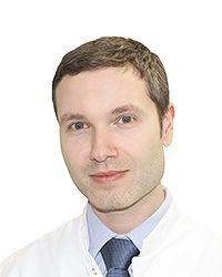 ГЛАГОЛЕВ Владимир, Кардиолог, к. м. н, клиника ЕМС Москва