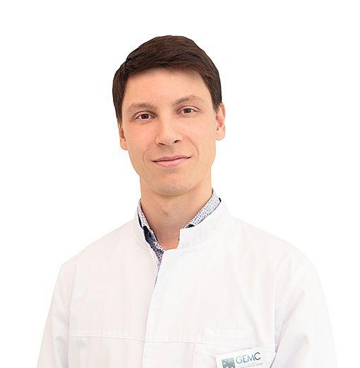 GLAZUNOV Petr, GP, rheumatologist, клиника ЕМС Москва