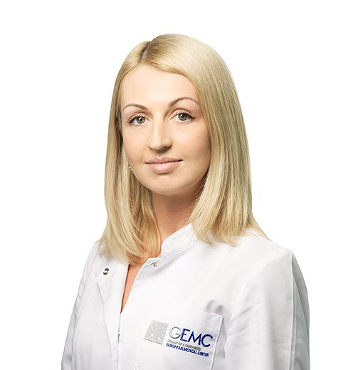 GORODNOVA Marina, Oncologist, radiologist, breast care specialist, клиника ЕМС Москва