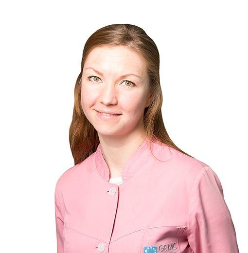 ГРЕБЕННИКОВА Светлана, Медицинская сестра, клиника ЕМС Москва