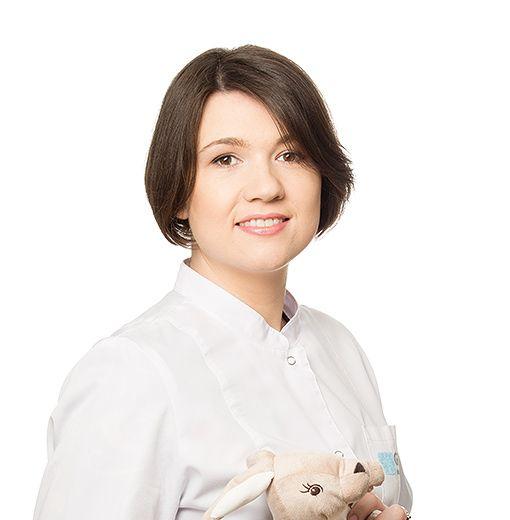 ГРИГОРЬЕВА Анна, Педиатр, врач неотложной и скорой помощи, клиника ЕМС Москва