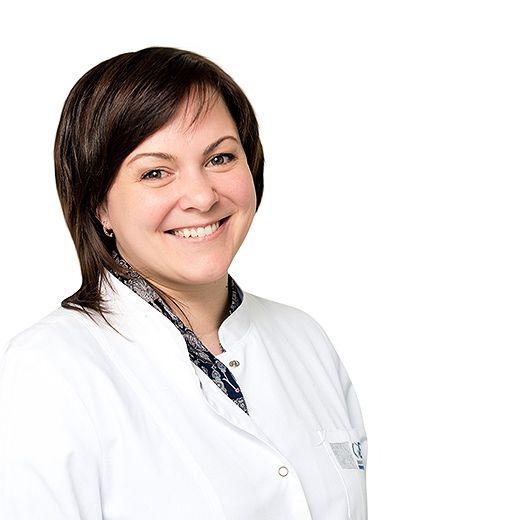 GUSTOVA Irina, Radiologist, клиника ЕМС Москва